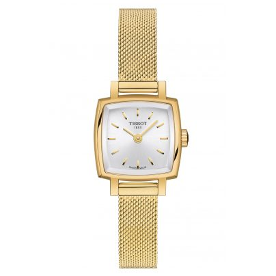 Tissot T058.109.33.031.00 Ladies' Watch Lovely Square 7611608288283