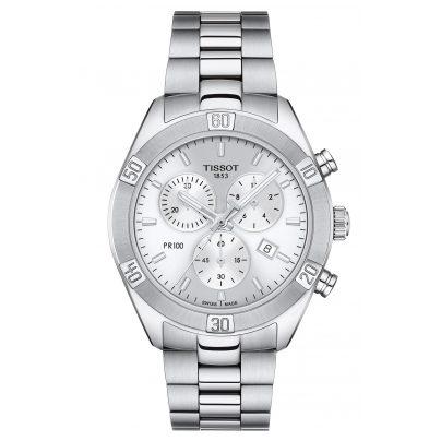 Tissot T101.917.11.031.00 Women's Chronograph PR 100 Sport Chic Lady 7611608290217
