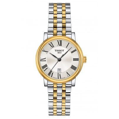 Tissot T122.210.22.033.00 Damen-Armbanduhr Carson Premium Lady 7611608290439