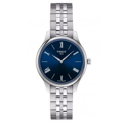 Tissot T063.209.11.048.00 Damen-Armbanduhr Tradition 5.5 Lady Blau 7611608292549