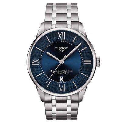 Tissot T099.407.11.048.00 Men's Watch Chemin Des Tourelles Automatic 7611608284445