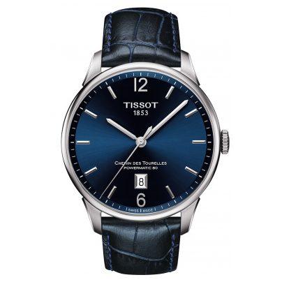 Tissot T099.407.16.047.00 Men's Wristwatch Chemin Des Tourelles Automatic 7611608284438