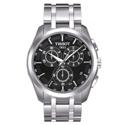 Tissot T035.617.11.051.00 Men's Watch Chronograph Couturier Quartz 7611608241776