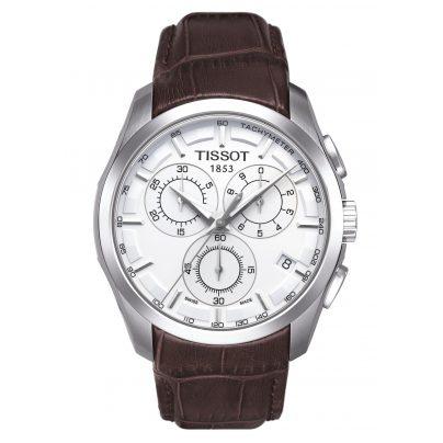 Tissot T035.617.16.031.00 Herren-Chronograph Couturier Quarz 7611608241783