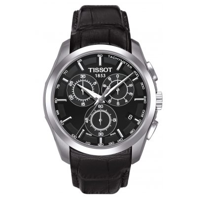 Tissot T035.617.16.051.00 Herrenuhr Couturier Quarz Chronograph 7611608241769