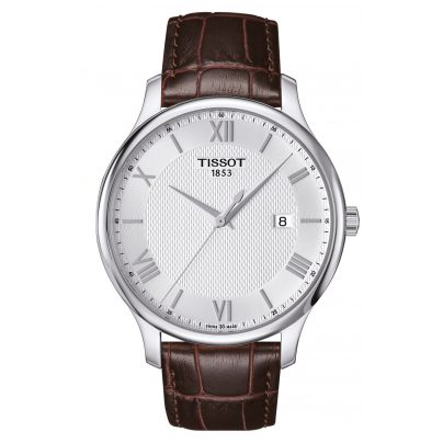 Tissot T063.610.16.038.00 Herrenuhr Tradition Quarz 7611608270943