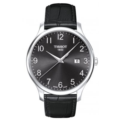 Tissot T063.610.16.052.00 Men's Watch Tradition Quartz 7611608252499