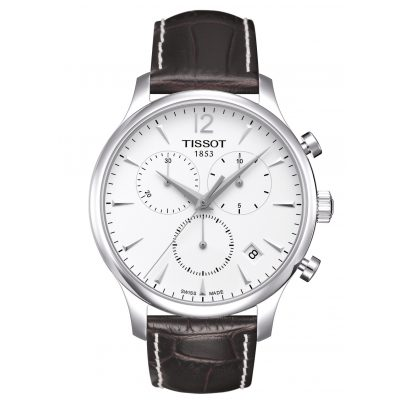 Tissot T063.617.16.037.00 Herrenuhr Chronograph Tradition Quarz 7611608253601