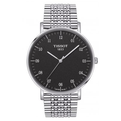Tissot T109.610.11.077.00 Herrenarmbanduhr Everytime Large Quarz 7611608277690