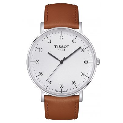 Tissot T109.610.16.037.00 Herrenarmbanduhr Everytime Large Quarz 7611608277706