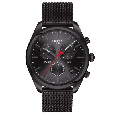 Tissot T101.417.33.051.00 Men's Wristwatch PR 100 Chronograph 7611608282090