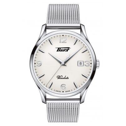 Tissot T118.410.11.277.00 Men's Wristwatch Heritage Visodate 7611608286319