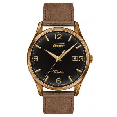 Tissot T118.410.36.057.00 Men's Wristwatch Heritage Visodate 7611608286364