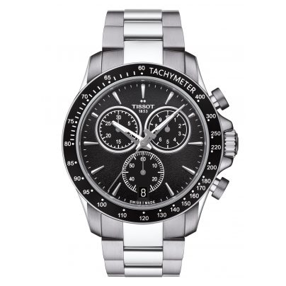 Tissot T106.417.11.051.00 Mens Watch V8 Quartz Chronograph 7611608276532