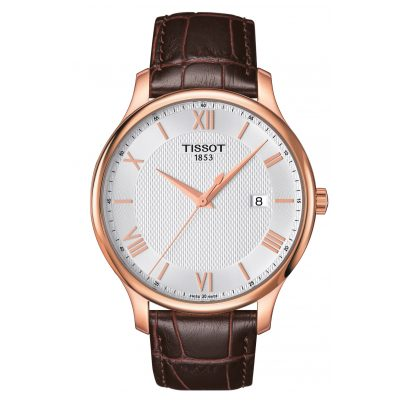 Tissot T063.610.36.038.00 Herrenuhr Tradition 7611608270967