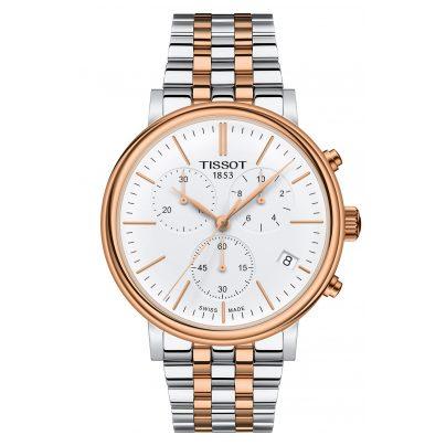 Tissot T122.417.22.011.00 Herrenuhr Carson Premium Chronograph 7611608290323