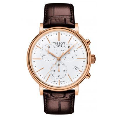 Tissot T122.417.36.011.00 Herren-Armbanduhr Carson Premium Chronograph 7611608290309