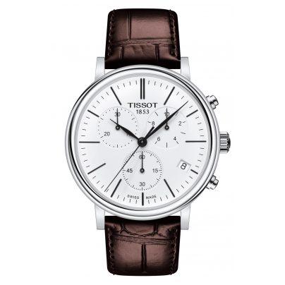 Tissot T122.417.16.011.00 Herren-Armbanduhr Carson Premium Chronograph 7611608290279
