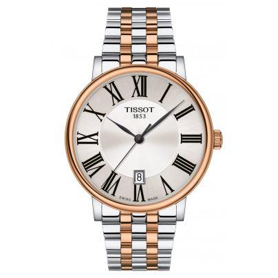 Tissot T122.410.22.033.00 Herren-Armbanduhr Carson Premium 7611608290392