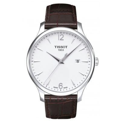 Tissot T063.610.16.037.00 Herrenuhr Tradition 7611608252505