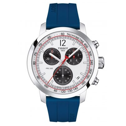 Tissot T114.417.17.037.00 Mens Watch PRC 200 Chronograph IIHF Special Edition 7611608293621