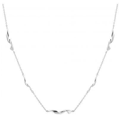 Ania Haie N012-02H Damen-Halskette Helix 5052469205804