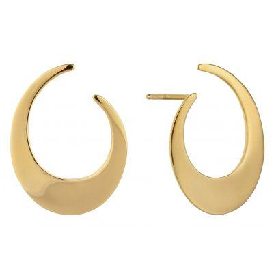 Ania Haie E008-21G Damen-Ohrringe Oval Twist 5052469199714