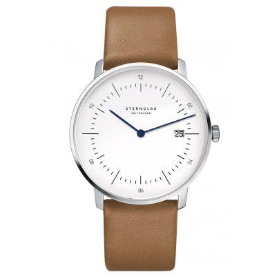Sternglas SNQ01/100 Quartz Watch Naos 4260493152655