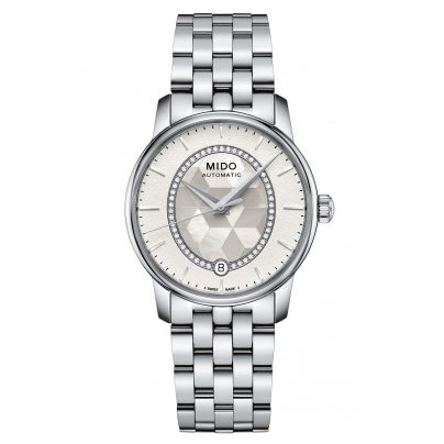 Mido M007.207.11.116.00 Ladies' Watch Automatic Baroncelli Prisma 7612330134039