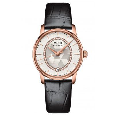 Mido M007.207.36.116.00 Ladies' Watch Automatic Baroncelli Prisma 7612330134022
