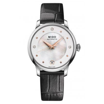 Mido M039.207.16.106.00 Automatik Damenuhr Baroncelli Lady Day & Night 7612330136705