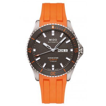 Mido M026.430.47.061.00 Automatic Men's Wristwatch Ocean Star Titanium 7612330134305