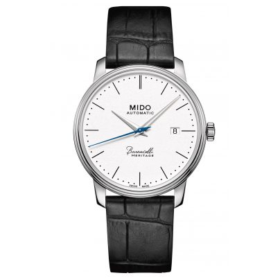 Mido M027.407.16.010.00 Men's Automatic Watch Baroncelli Heritage Gent 7612330132349