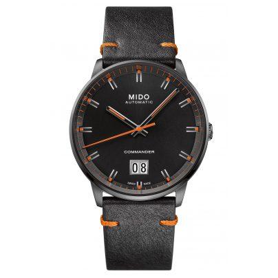 Mido M021.626.36.051.01 Automatik-Herrenuhr Commander Big Date 7612330137658