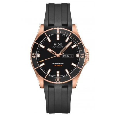 Mido M026.430.37.051.00 Automatik-Armbanduhr für Herren Ocean Star 7612330132530