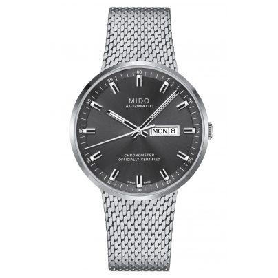 Mido M031.631.11.061.00 Automatik Herrenuhr Chronometer Commander Icône 7612330134428