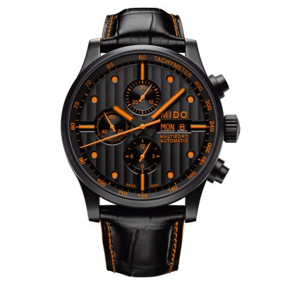 Mido M005.614.36.051.22 Herrenuhr Multifort Chronograph Special Edition 7612330124795