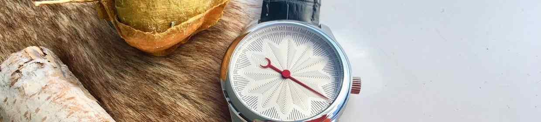 Uhren mit Lederarmband