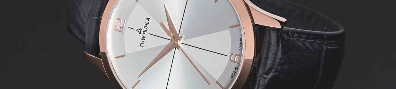 Saphirglas Uhren