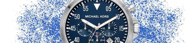 Blaue Uhren