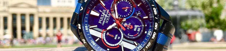 Sportliche Uhren
