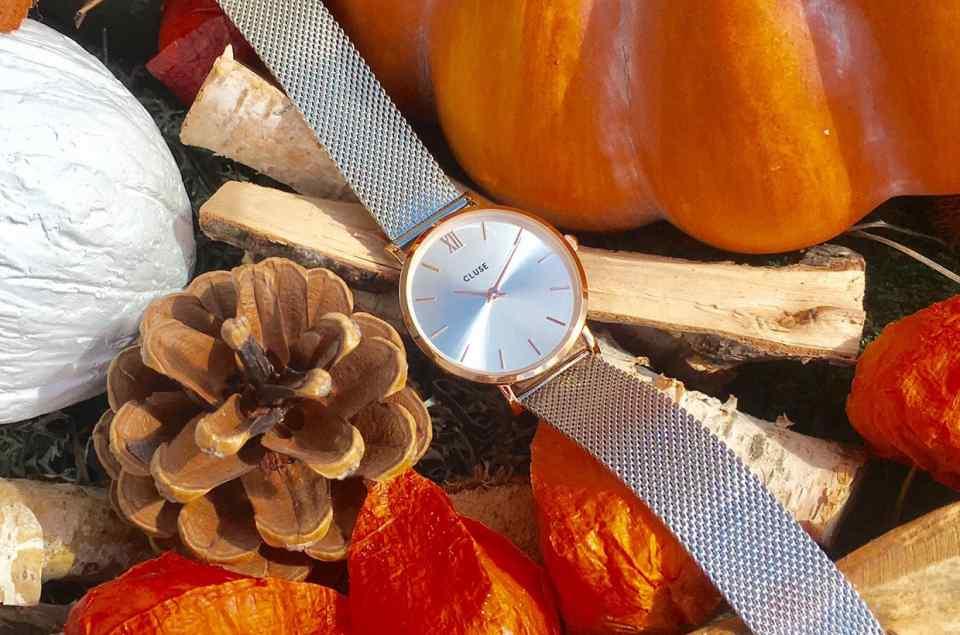 Uhren mit Milanaisearmband