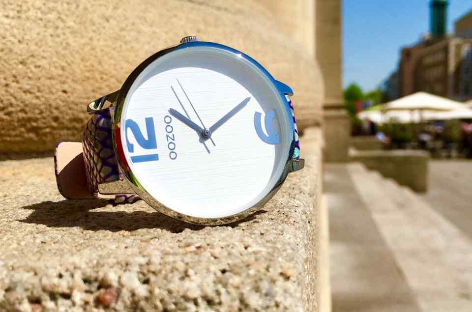 Mineralglas Uhren