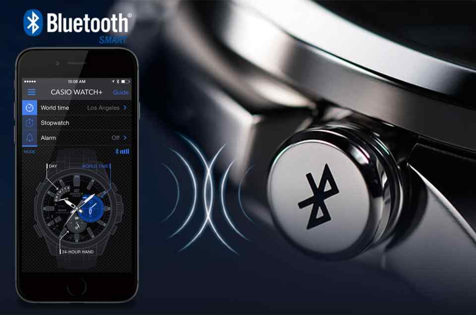 Bluetooth Uhren