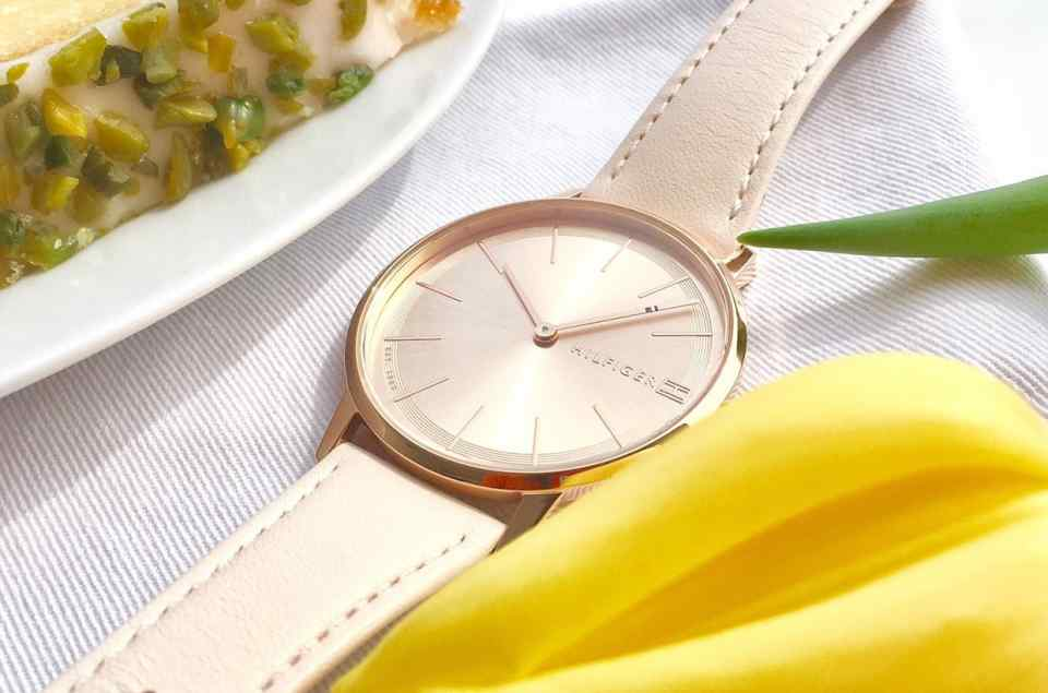 Goldfarbene Uhren