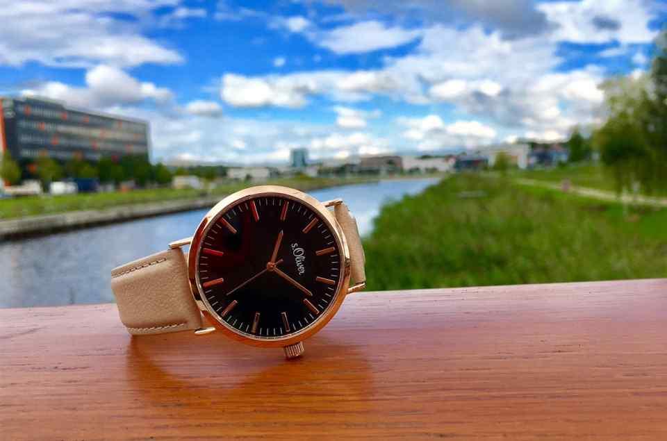 Stylische Uhren