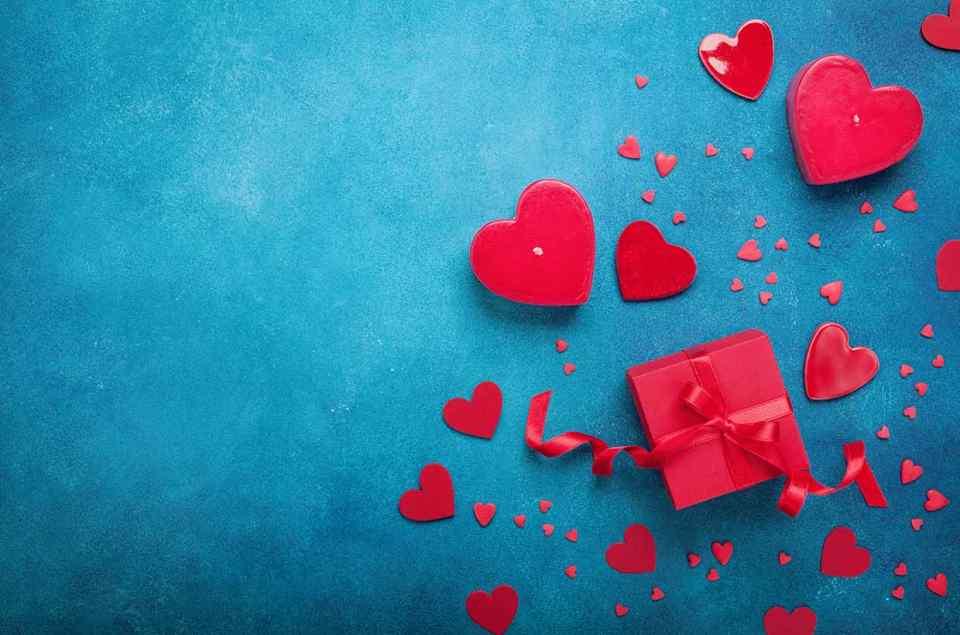 Valentinstag ist Herzenssache