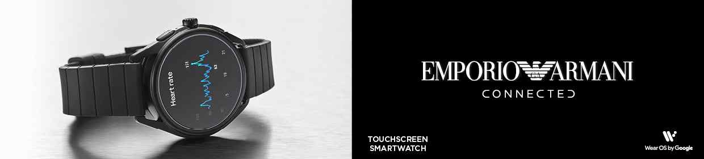 Emporio Armani Smartwatches