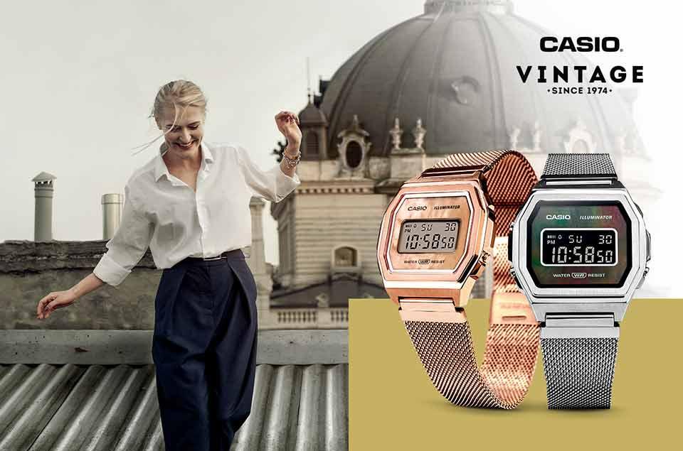 Casio Vintage Uhren