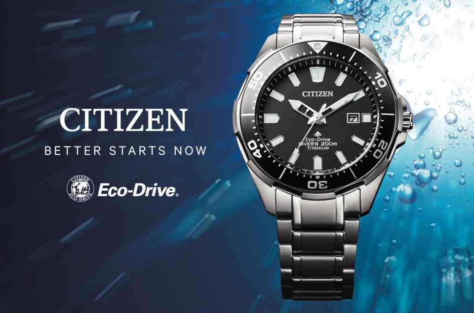 Citizen Eco-Drive Uhren